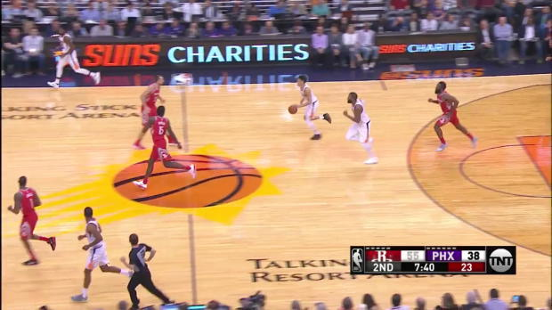 WSC: Troy Daniels with 7 3 pointers vs. Houston Rockets