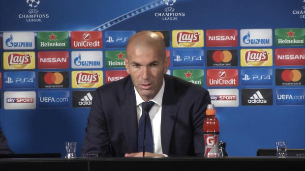 """Zidane nach Dortmund: """"Ich bin enttäuscht"""""""