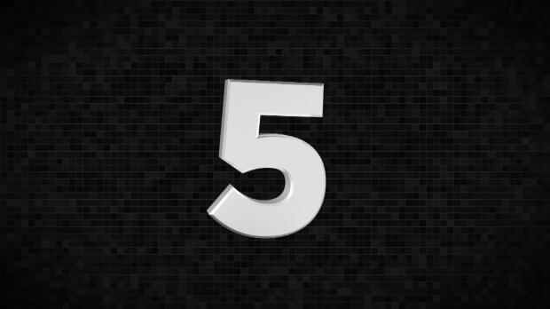 Top 5 Goals - Serie A Round 22
