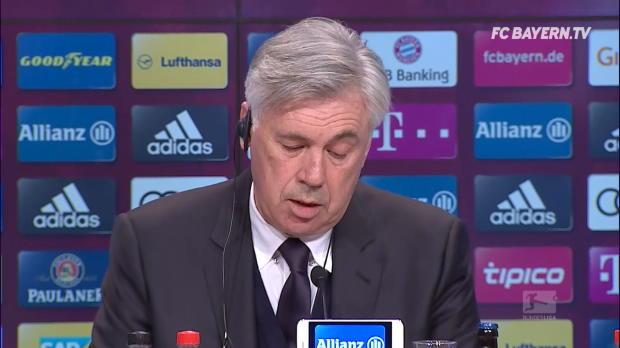 Ancelotti über Müller, Taktik und 5:0-Sieg