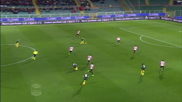 Serie A Round 23: Palermo 0-2 AC Milan
