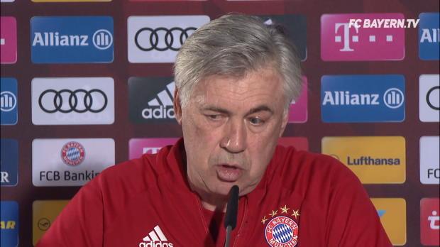 """Gladbach? Ancelotti lobt: """"Sehr gut gearbeitet"""""""