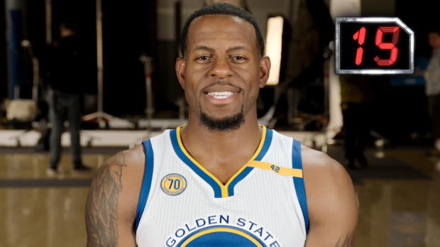 24 Seconds: Andre Iguodala - NBA World