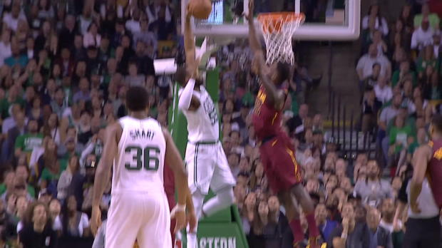 Block of the Night: Jeff Green