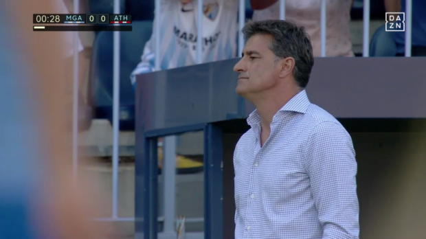Malaga - Athletic Bilboa