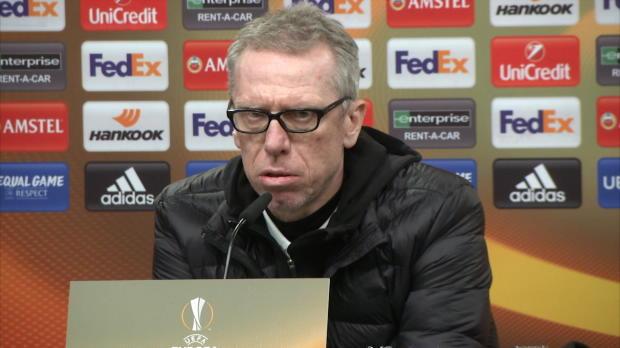 """Stöger hadert nach 3:2: """"Schwer zu erklären"""""""