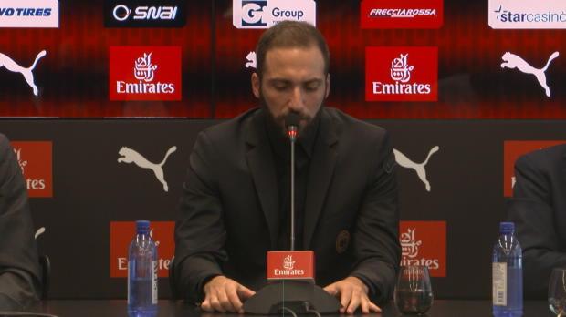 """Higuain: Chelsea? """"Bei Milan wollte mich jeder"""""""