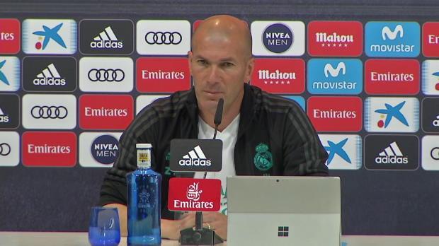 """Zidane mit Lob für Bale: """"Hat sich gesteigert"""""""