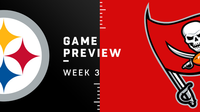 Steelers vs. Buccaneers Week 3 preview | NFL Playbook