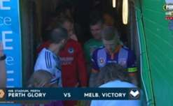 Perth Glory came from a goal down to claim a 2-1 win against Melbourne Victory at nib Stadium on Saturday night.