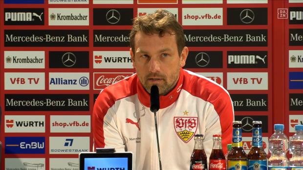 1:3-Pleite! So sieht Weinzierl seine VfB-Zukunft