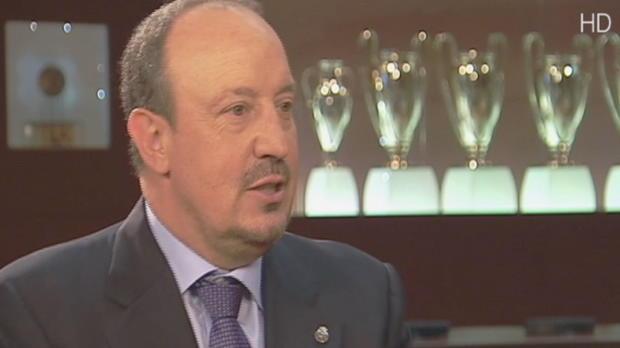 """CR7 und Co.? Benitez: """"Wird sehr einfach"""""""
