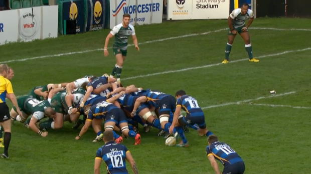 Aviva Premiership - Warriors v Tigers