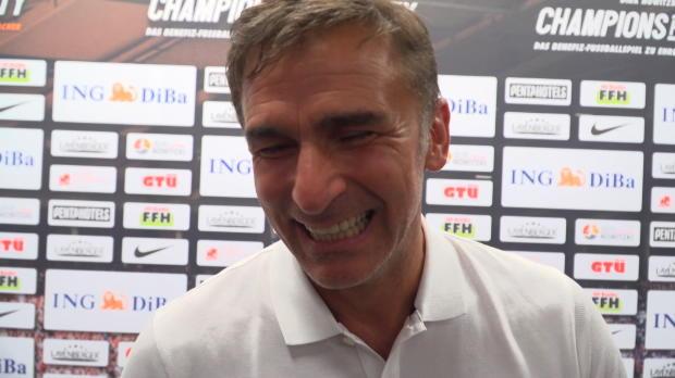 U21: Kuntz: Ganz andere Perspektive als Trainer