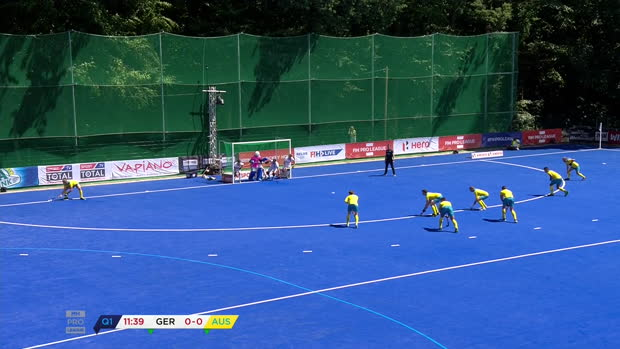 FIH Pro League: Deutschland - Australien (Men) | DAZN Highlights