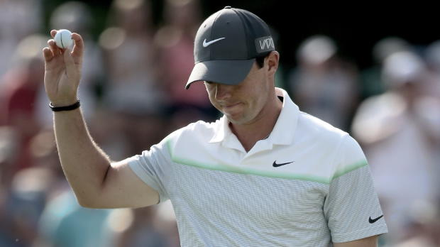 McIlroy delighted with course record
