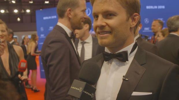 """Laureus: Rosberg: """"Sport verändert Leben"""""""
