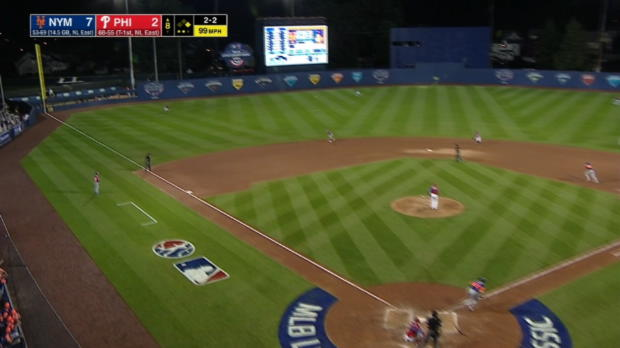 Smith's RBI double