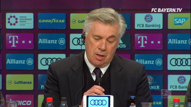 Ancelotti zu Schützenfest, Jubiläum und Müller
