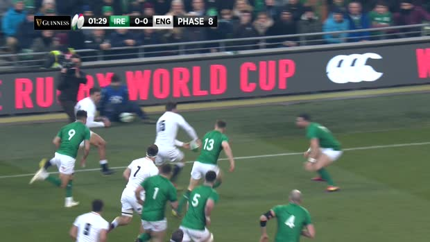 Aviva Premiership : Aviva Premiership - Short Highlights World Wide, Ireland v England, 2nd February 2019, Guinness Six Nations