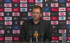 Wanderers boss Tony Popovic feels his side is in a good place heading into the Hyundai A-League Finals Series.
