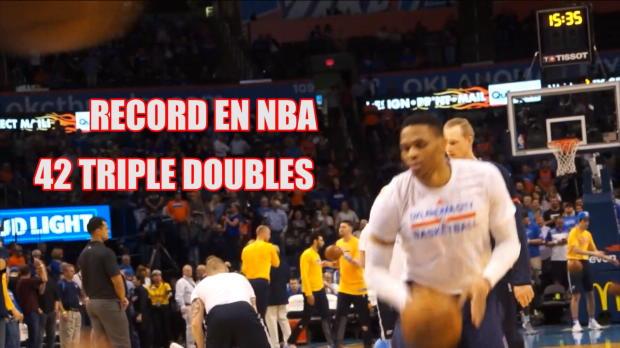 Basket : NBA - MVP 2017 - Westbrook, la saison historique