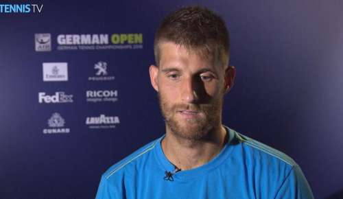 Klizan Interview: ATP Hamburg 2R