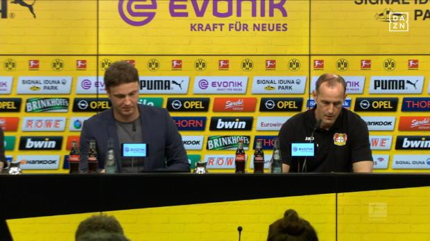 """Herrlich: Sieg für BVB """"mehr als verdient"""""""
