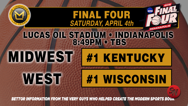Kentucky vs. Wisconsin