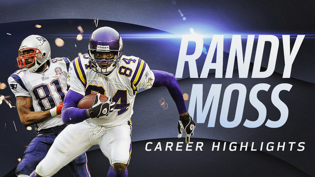 Randy Moss career highlights | NFL Legends