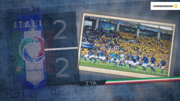 Fünf Fakten nach Italien gegen Schweden