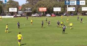 Heidelberg United put their Westfield FFA Cup disappointment behind them to beat Bayswater City 3-1 in extra-time.
