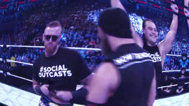 Social Outcast Entrance Video