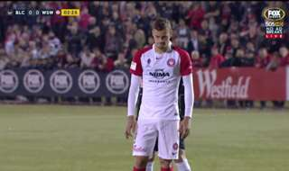 Western Sydney Wanderers survived a huge scare before downing Blacktown City in a penalty shootout in the FFA Cup Quarter Finals.