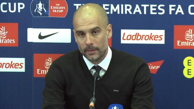 """Guardiola: """"Wir kommen stärker zurück"""""""