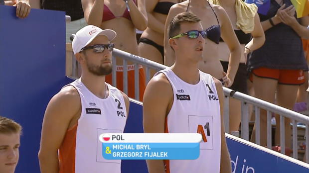 FIVB Beach Volleyball World Tour, Wien Tag 6