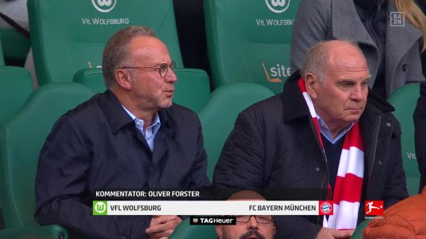 Bundesliga: VfL Wolfsburg - FC Bayern München | DAZN Highlights