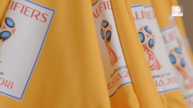 FFA TV | Caltex Socceroos team walk