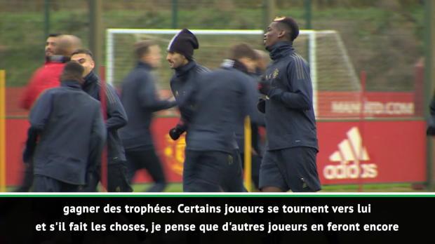 Premier League - Vidic - 'Pogba peut devenir le meilleur joueur du monde'