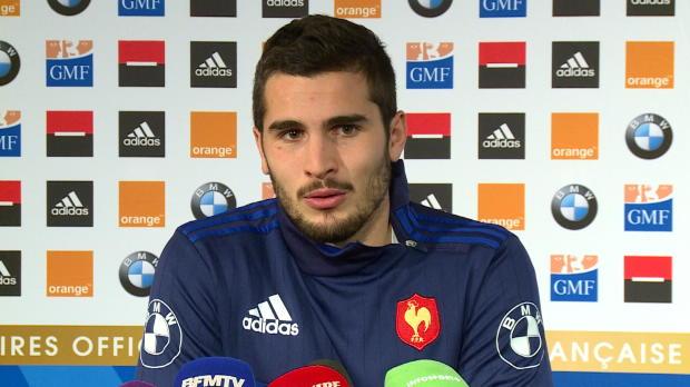 XV de France - B�zy - 'Les jeunes peuvent pr�tendre jouer contre l'Italie'