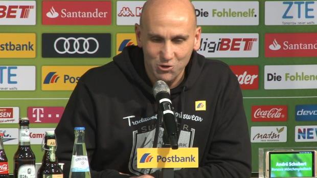 """Schubert zu Hahn: """"Hat mich sofort angerufen"""""""