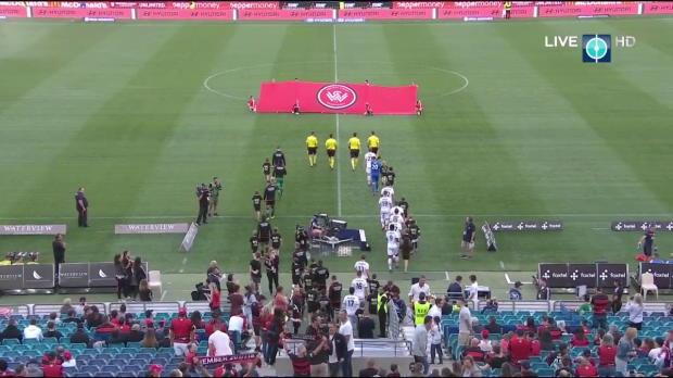 Sydney Wanderers - Adelaide United