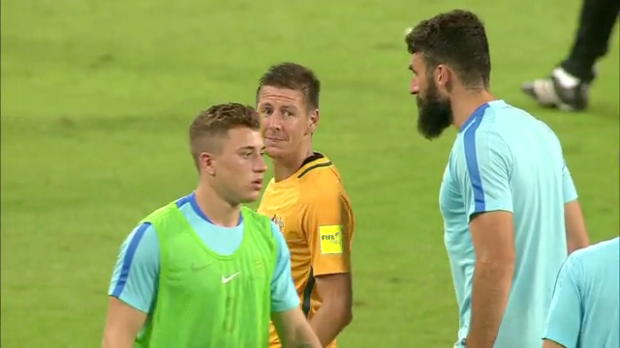 Socceroos sink UAE in Abu Dhabi