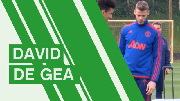 Real ruft: United-Keeper de Gea im Profil