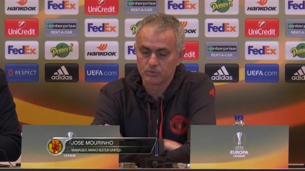 Mourinho: Höre bei United nur auf, wenn ...