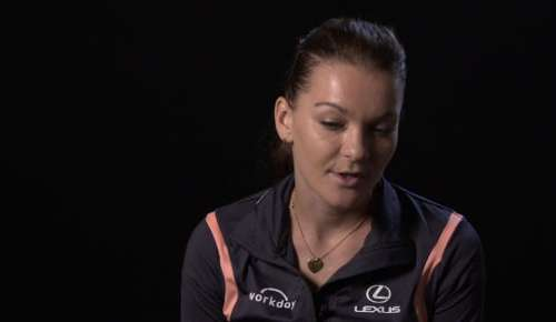 Radwanska Interview: WTA Beijing Preview