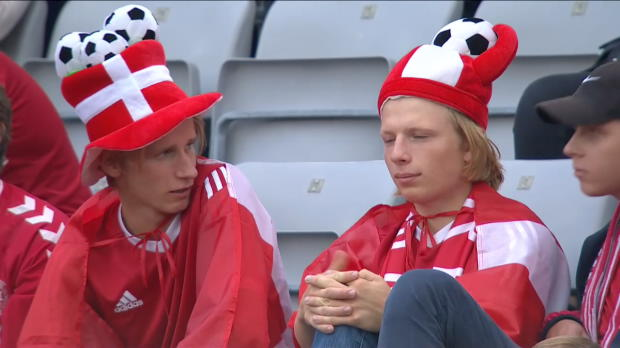 UEFA Nations League: Dänemark - Wales | DAZN Highlights