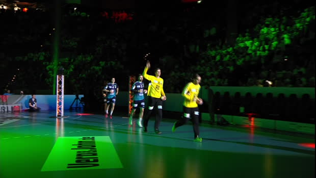 EHF Cup: Füchse Berlin - Porto | DAZN Highlights