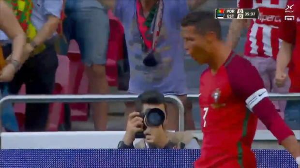 7:0! Portugal glänzt bei Quaresma-Show