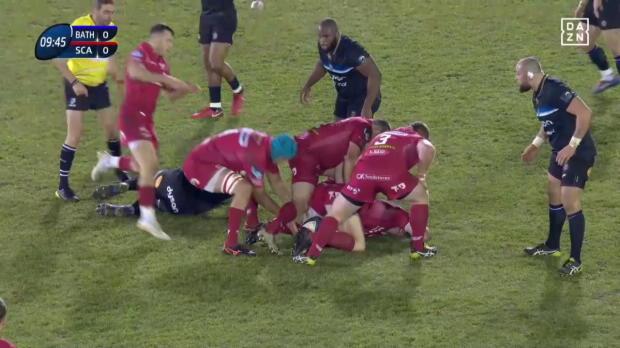 Bath Rugby - Scarlets